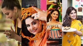 International Women's Day 2018: Celebrity Chefs Maria Goretti, Shipra Khanna, Rakhee Vaswani and Pankaj Bhadouria on How They Stay Healthy When Surrounded by Delicious Treats