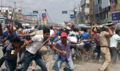 24 Injured During Communal Unrest in Jaipur, Restrictions Put in Place
