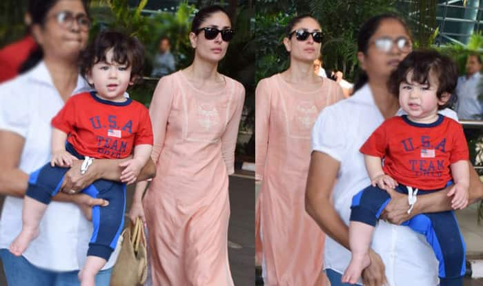 Taimur Ali Khan Has Returned From Udaipur With Mommy Kareena Kapoor Khan And We Just Noticed This Big Change