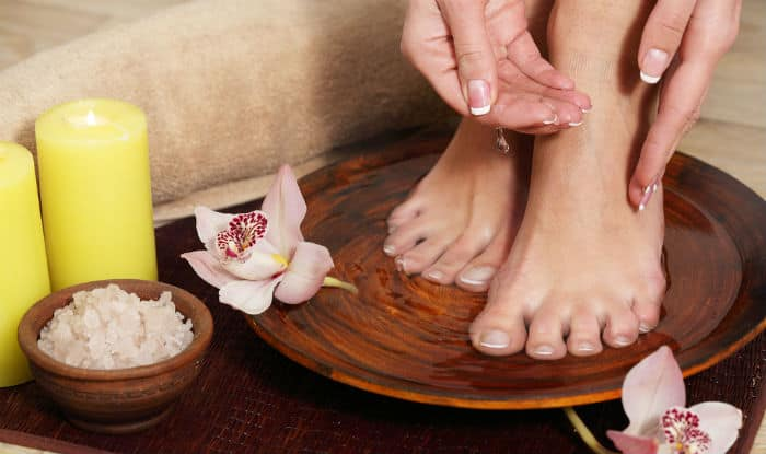 Top 3 DIY Foot Scrubs To Get Beautiful Feet