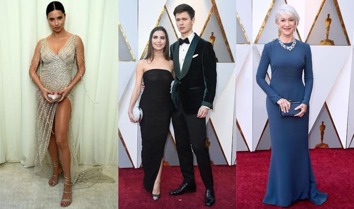 Oscars 2018: Most Awkward Wardrobe Malfunctions at the 90th Academy Awards