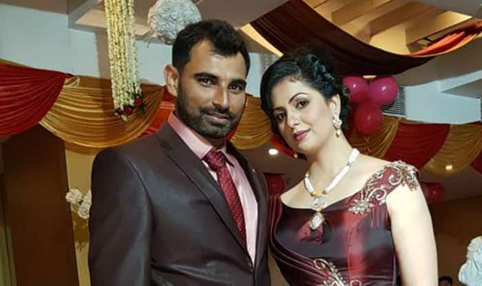 Mohammed Shami Summoned By Kolkata Court on September 29In Cheque Bounce Issue Filed By Wife Hasin Jahan