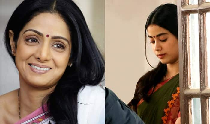 Sridevi Had This to Say After Watching 25 Minutes Of Janhvi Kapoor's Debut Film, Dhadak