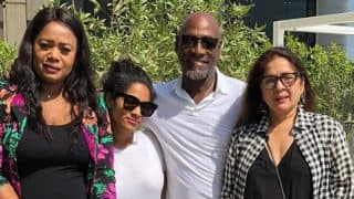Masaba Gupta Shares Adorable Family Reunion Picture with Father Viv Richards and Mother Neena Gupta