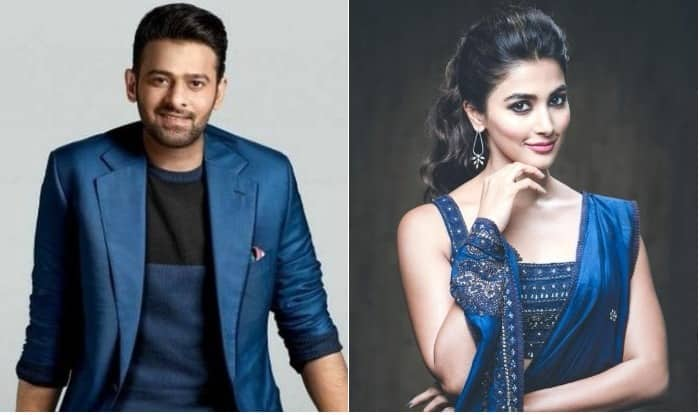 Prabhas To RomancePooja Hegde In #Prabhas20; Here's What The Actress Has To Say About Bagging ARole WithSaaho Star