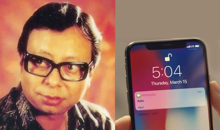 Apple Uses RD Burman's Composition For iPhoneX Without Giving Any Credit And Here's How Twitterati Reacted