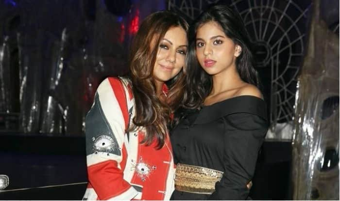Gauri Khan Hangs Out With Suhana Khan And Her Gang Of Girls At The Taj Mahal In Agra(PICS)