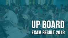 UP Board Result 2018 Date: Class 10, 12 Results to be Declared in Last Week of April