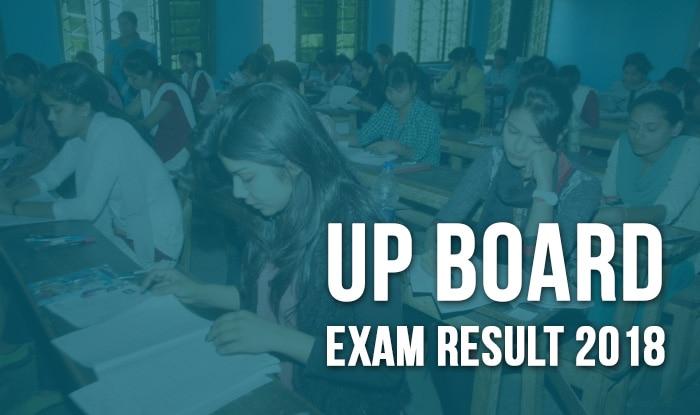 UP Board Result 2018