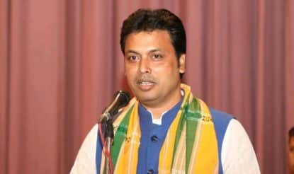 PM Modi's Flagship Startup India Scheme Created 4,000 New Jobs For People in Tripura, Says CM Biplab Deb