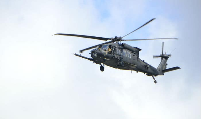 Two Chinese helicopters Violated Indian Airspace Last Month, Say Sources