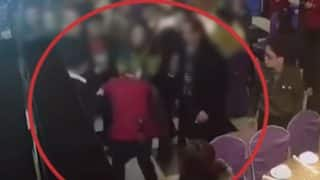 Chinese Diners Brutally Beat Waitress For Taking Too Long To Serve Food (Video)