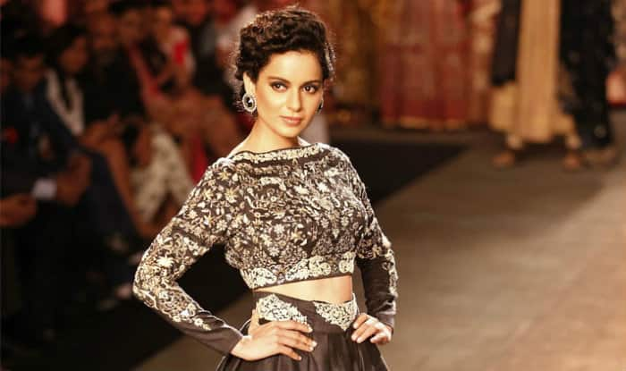Kangana Ranaut Looks Fairy-tale Princess in her Latest Photoshoot, Check Picture