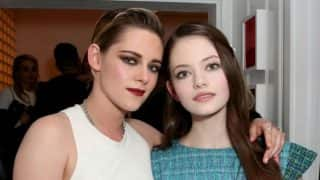 Kristen Stewart Reunited With her Daughter MacKenzie Foy From Twilight and Twitterati Lost Their Calm
