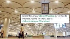 Mumbai, Delhi, Hyderabad Airports Ranked Among Best Airports in the World; Here's How the Twitterati Responded
