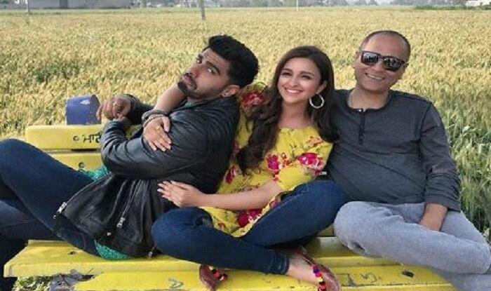 Arjun Kapoor And Parineeti Chopra Shoot For Namaste England In Patiala – See Pic!