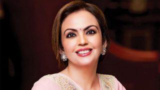 Nita Ambani Wishes to Take ISL to Middle East
