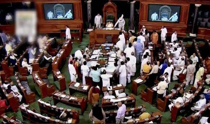 Parliament: Lok Sabha Passes Quota Bill With 319 MPs Voting in Favour