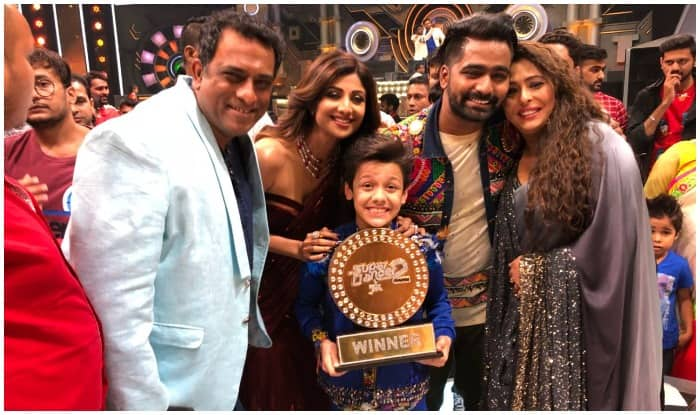 Super Dancer Chapter 2 Winner: Bishal Sharma Walks Away With The Trophy – See Pics