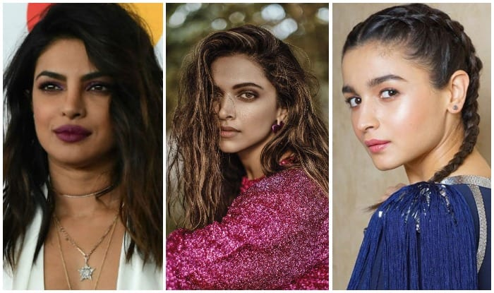 Deepika Padukone, Alia Bhatt, Priyanka Chopra Win Big At ...