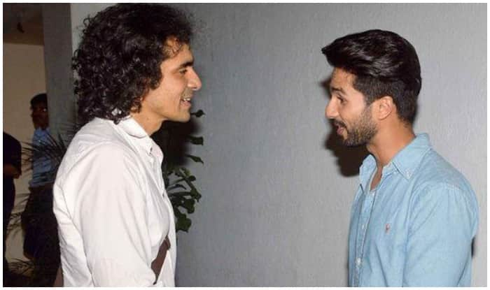Shahid Kapoor – Imtiaz Ali's Film Put On The Backburner, Here's Why