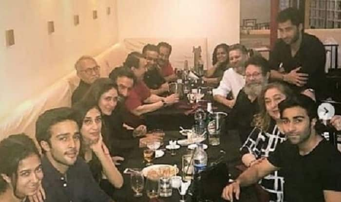 Kareena Kapoor Khan And Saif Ali Khan Host A Lavish Dinner Party For The Kapoor Family In Memory Of Shashi Kapoor On His Birth Anniversary – View Pic