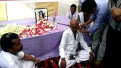 Sridevi's Die-Hard Fan Considers Her As His Wife, Shaves Head On Her Death