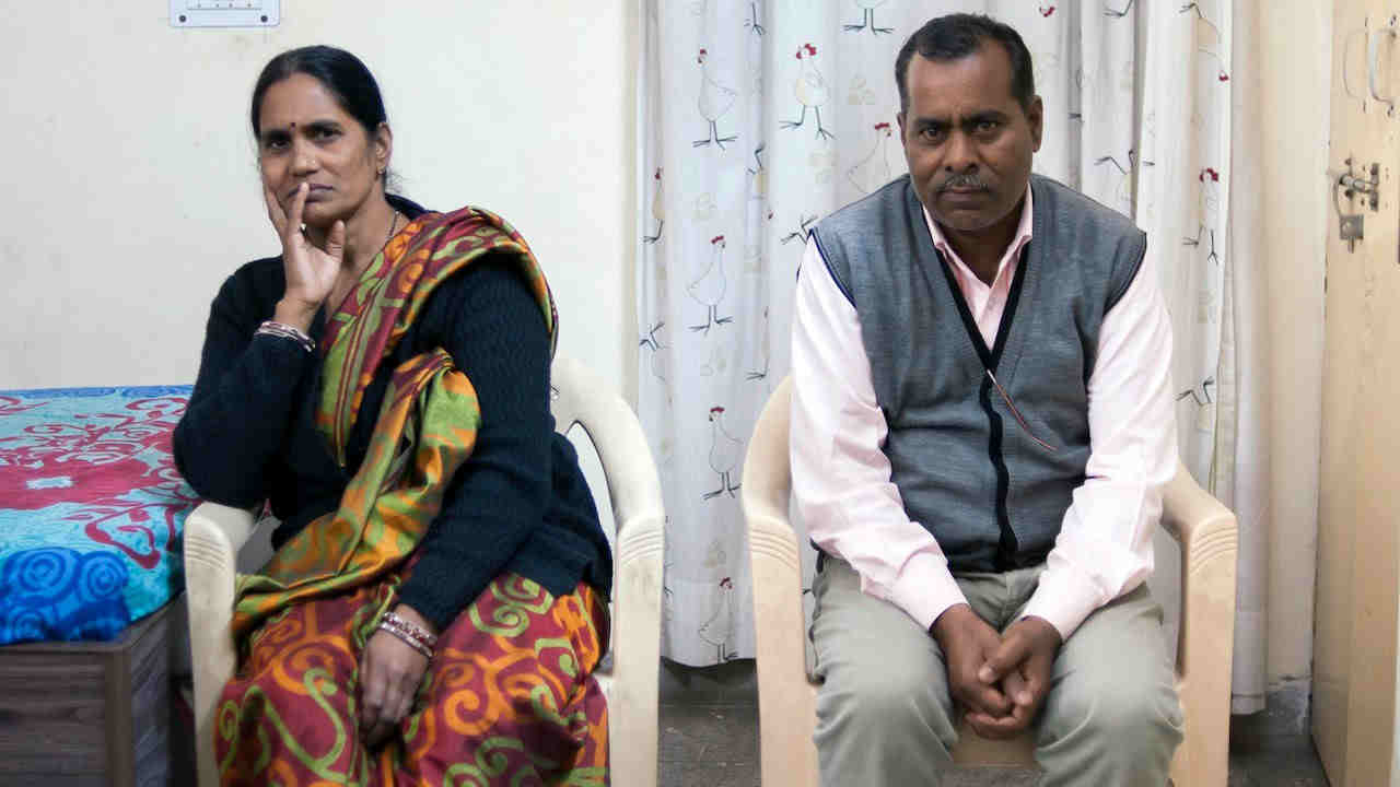 Nirbhaya's Parents