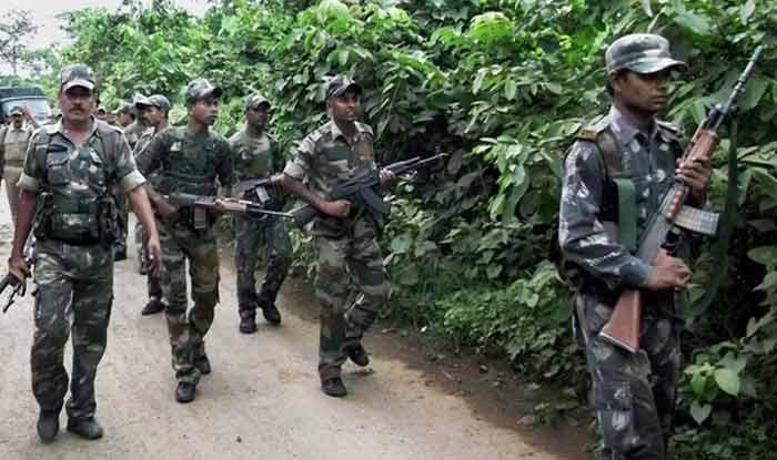 Encounter Breaks Out Between Naxals, CRPF Commando Unit CoBRA in Bihar's Nawada, One Body Recovered
