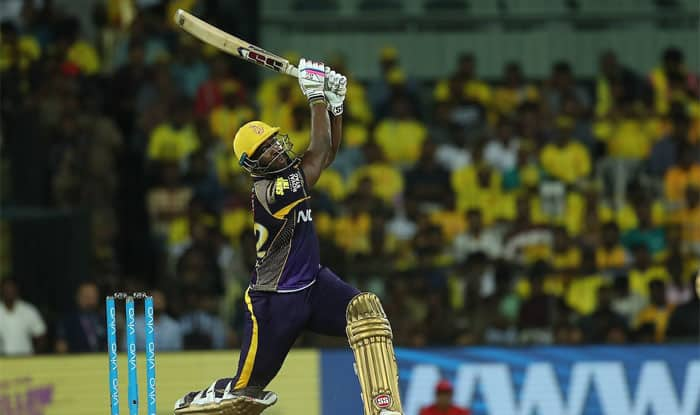 Andre Russell, KKR, IPL
