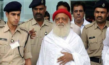 Asaram is Qaidi Number 130; Shivraj Singh Chouhan Says Places Named After Godman to be Rechristened
