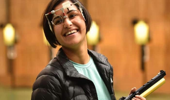 Commonwealth Games 2018: Manu Bhaker Wins Gold, Heena Sidhu Gets Silver in Women's 10m Air Pistol