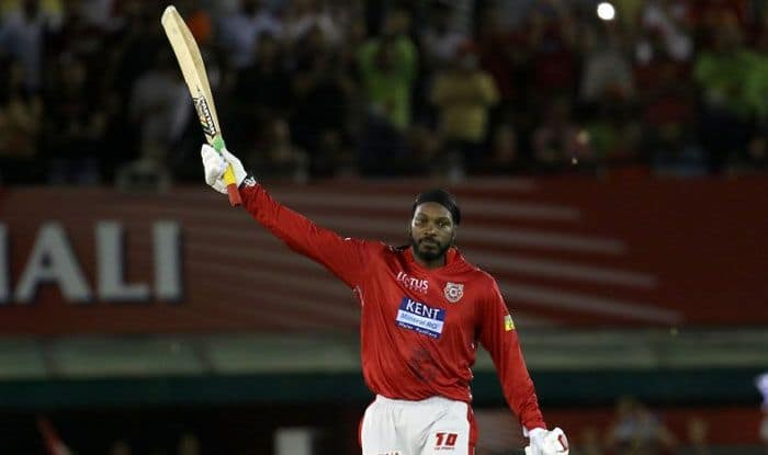 IPL: Chris Gayle Leads Virat Kohli in Most Centuries List