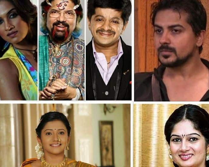 Bigg Boss Marathi Nominations Revealed: Pushkar Jog, Smita Gondkar, Anil Thatte, Vineet Bhonde, Jui Gadkari, Resham Tipnis Get Maximum Votes For Eviction This Week