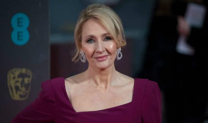 JK Rowling's Tweet to 12-year-old Girl in J&K Leaves Her Surprised