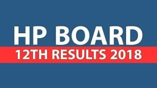 HPBOSE Result 2018: HP Board 12th Result to be Declared Shortly at hpbose.org; Here's How to Check