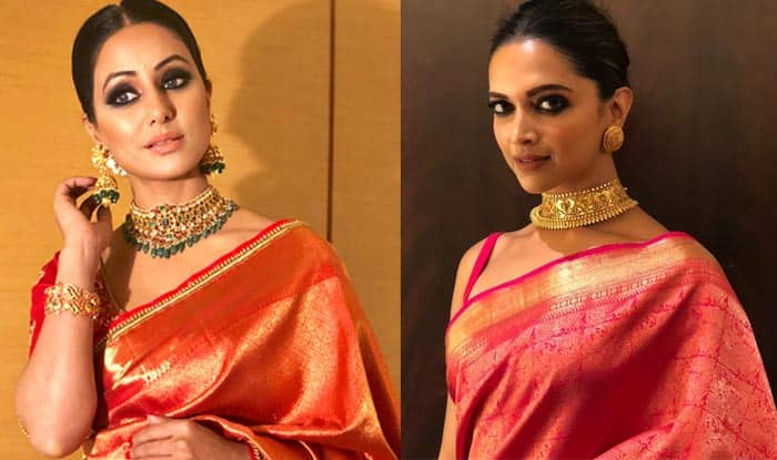 Hina Khan Gets Trolled For Copying Deepika Padukone – See Comments