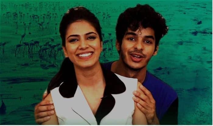Beyond The Clouds Stars Ishaan Khatter – Malavika Mohanan Give You Lessons In Understanding Mumbai Slangs (VIDEO)