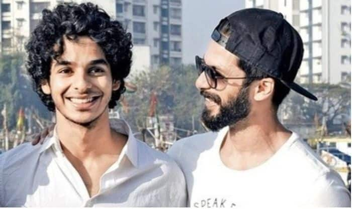 Ishaan Khatter Roots Like a True Younger Sibling After Being Knocked Out by Shahid Kapoor's Performance in Kabir Singh