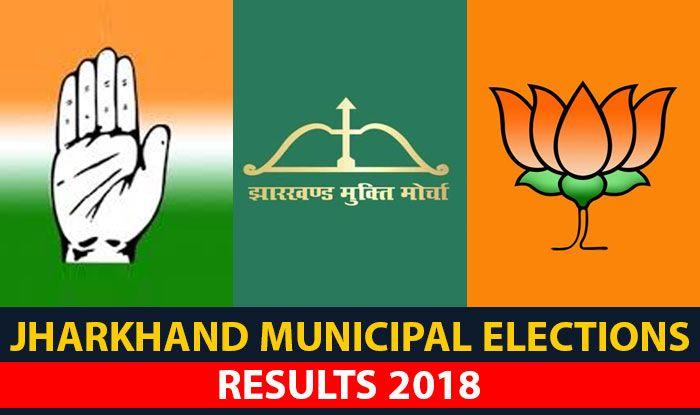 Jharkhand Municipal Corporation Elections 2018