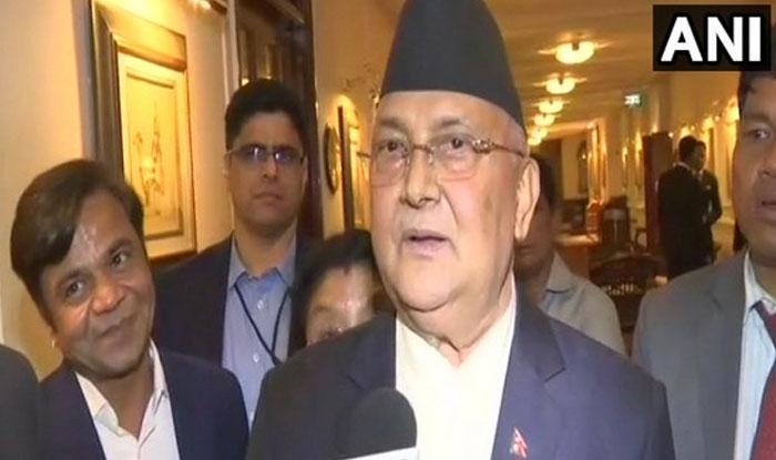 नेपाल के पीएम ओली बोले- भारत और चीन, दोनों से दोस्ती बनाए रखेंगे