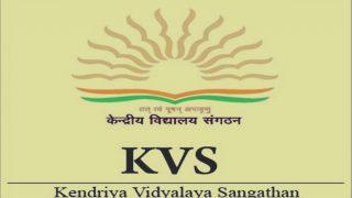 KVS Admission 2019-2020: नोटिफिकेशन जारी, चेक करें यहां पूरा शेड्यूल