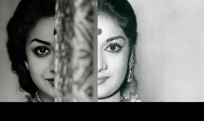 Keerthy Suresh, Dulquer Salmaan And Samantha Akkineni starrer Mahanati's New Poster Out; Check Out