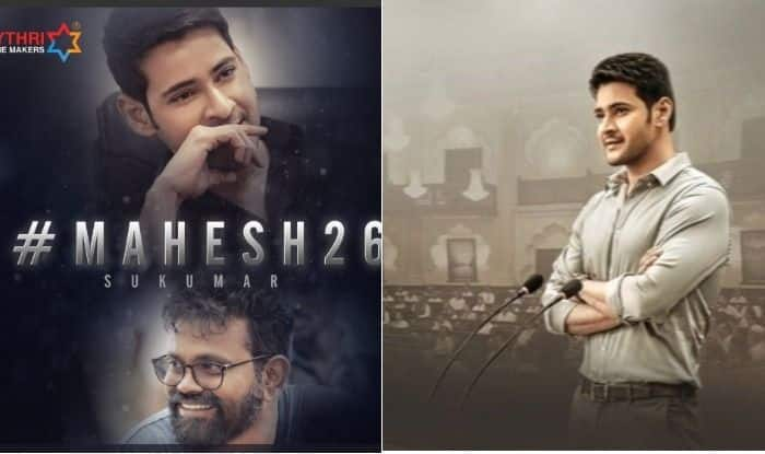 After Bharat Ane Nenu Success, Mahesh Babu Unites With Ram Charan's Rangasthalam Director Sukumar! 2019 Release