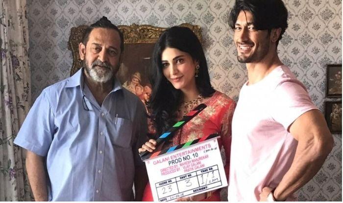 Mahesh Manjrekar To Direct Bollywood Film After 12 Years; Vidyut Jammwal – Shruti HaasanTo Play Lead