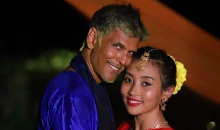 Milind Soman And Wife Ankita Konwar Show This Sweetest Gesture To Express Their Gratitude To Their Wedding Guests  – View Pics
