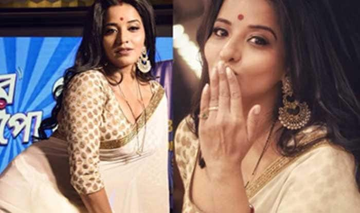 Bhojpuri Actress Monalisa Aka Jhumi Boudi Feels If a Woman is Confident, She is Sexy