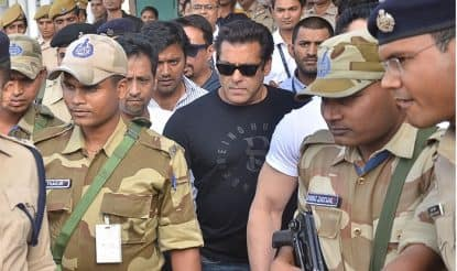 Salman Khan to Spend Another Night in Jail in Blackbuck Poaching Case, Bail Order Tomorrow