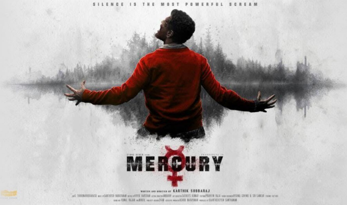 Mercury Trailer Sees Prabhu Deva In A Scary Avatar; Watch The Trailer Here