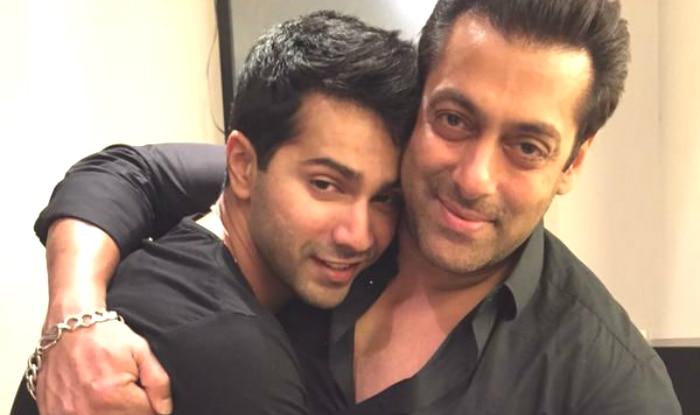 Varun Dhawan: Salman Khan Too Young to Make a Biopic on
